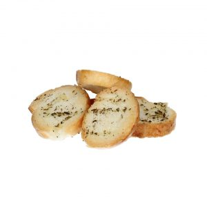 Crostini all'origano